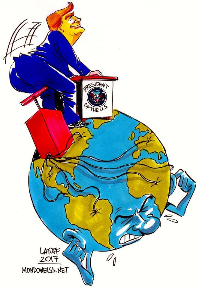Σκίτσο: Carlos Latuff